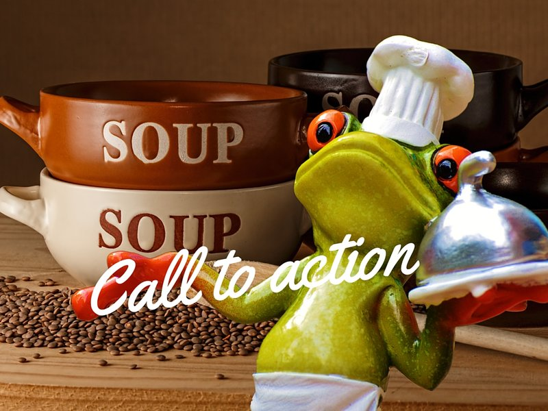 call to action per blog