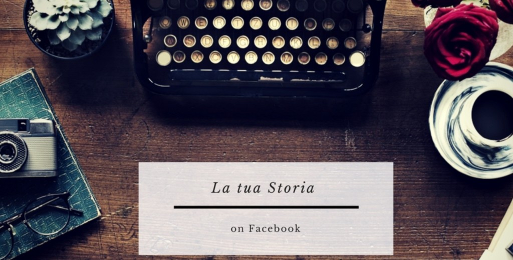 our story facebook novità